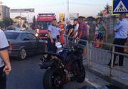 Cine este politistul care a batut mar trei romi, aflati intr-un BMW, dupa ce l-au sicanat in trafic