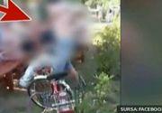 Un barbat, din Timis, rupt in bataie la un balci din sat! Totul a fost transmis live pe Facebook, dar nimeni a intervenit