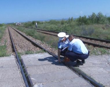 Un barbat a fost calcat de tren in Gara Vaslui. Politistii iau in calcul varianta...