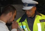 Politist aradean cercetat dupa ce un sofer prins cu alcoolemie la volan l-a reclamat pe agent ca si el era baut