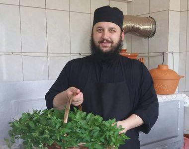 """Preotul de la Dervent, prieten cu Aurelian Preda, la dieta! """"Am reusit sa dau jos 10 kg..."""