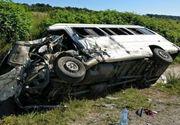 Accident cumplit in Belgia! Un roman a murit si alti 4 sunt raniti