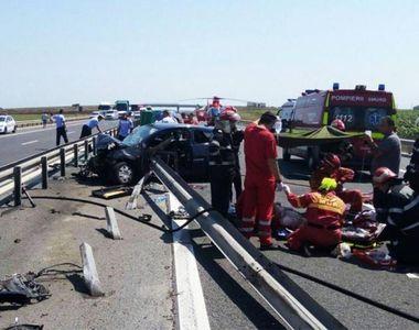 O soferita fara permis a ranit patru persoane si a fugit de la locul accidentului....