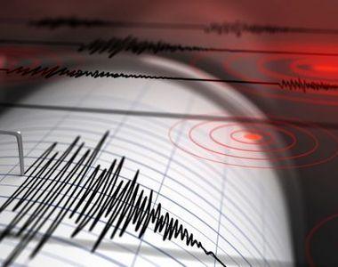 Cutremur cu magnitudinea de 3,8 pe scara Richter in judetul Buzau, la 135 de kilometri...