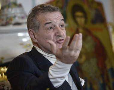 Gigi Becali, nou dosar penal! Un jurnalist face acuzatii grave la adresa...
