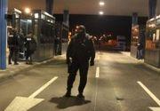 Alerta la frontiera cu Serbia: Politistii romani au impuscat azi-noapte doi refugiati afro-asiatici dintr-un grup care au încercat sa forteze trecerea