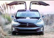 Prima masina Tesla Model X, cumparata de un dezvoltator imobiliar din Iasi. Cum arata bolidul si cat costa