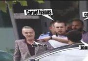 Gigi Becali, audiat de politisti la Sectia 2. A fost condus la masina de anchetator in hohote de ras
