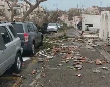 Cei trei romani dati disparuti de catre familii in urma uraganului Irma au fost gasiti