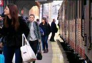 Haos pe calea ferata: Intârzieri uriase in Gara de Nord din cauza unor defectiuni la reteaua electrica