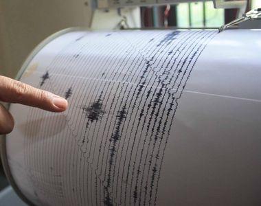 Cutremur cu magnitudine 3,5 in Vrancea