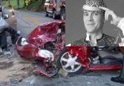 Accident cumplit in Botosani! Cantaretul Radu Ille, la un pas sa fie macelarit impreuna cu familia