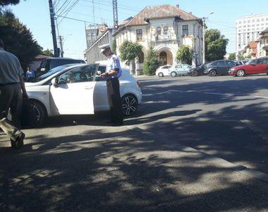 Un elev din Ploiesti a fost amendat in prima zi de scoala. Unde isi lasase masina