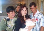 Fiul Ioanei Condea a inceput gradinita! Imagini emotionante cu baietelul romancei bagate in coma de un proxenet