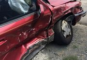 Accident pe autostrada A1, in judetul Timis. Sunt mai multe victime