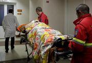 Explozie la un abator din Brasov. Un muncitor a ajuns la spital cu arsuri pe 90% din suprafata corpului