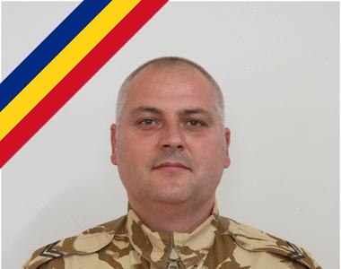 Unul din cei trei militari raniti in Afganistan a murit la spital - Mihai Stoica avea...