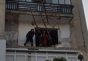 Barbatul ranit in explozia din Botosani, refuzat de spitalele din Bucuresti din lipsa de locuri