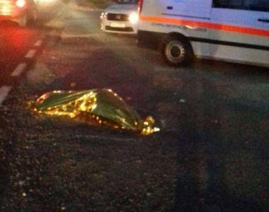 Doi morti si doi raniti, dupa ce o masina condusa de un tanar fara permis s-a rasturnat...
