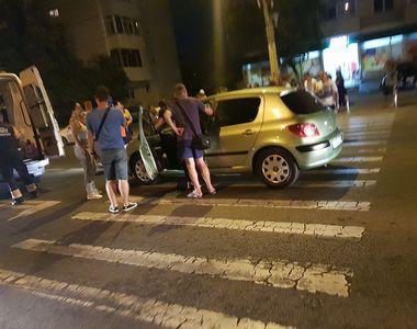 Scandal-monstru in plina noapte, la Constanta: Bataie cu bate pe strada dupa ce o...