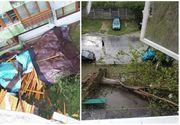 Bilant sumbru al furtunilor din ultimele 24 de ore: 212 localitati din 15 judete, afectate de furtuni. 8 morti si 145 de raniti in intreaga tara