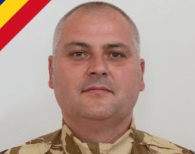 Dezvaluiri dureroase despre Madalin Stoica, militarul mort de curand in Afganistan....