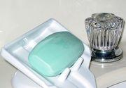 Romanii nu se inteleg deloc bine cu apa si sapunul? Datele INS arata ca un roman da aproape 2 lei pe sapun intr-o luna