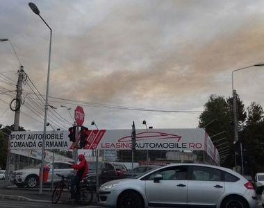 """Nor de fum rosiatic la Galati. """"Este aceeasi situatie din urma cu un an"""" -..."""
