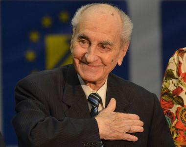 Povestea singurului fiu al lui Mircea Ionescu Quintus! Inmormantarea politicianului a...