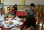 Satul de Vacanta din Mamaia este plin de imigranti. Refugiatii din Irak, cazati la o pensiune pe litoral