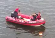 Un agent de paza din Slatina a fost gasit inecat in zona podului rutier de peste raul Olt