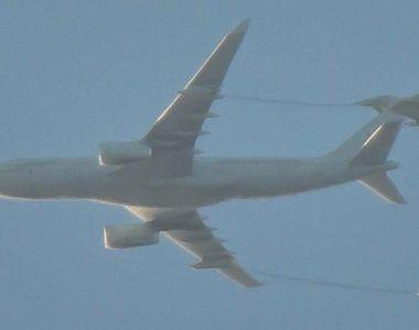 Un avion care a decolat din Grecia cu destinatia Bucuresti a disparut de pe radare - Se...