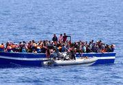 Tragedie in Marea Neagra. Cel putin 15 imigranti care se indreptau spre tara noastra s-au inecat