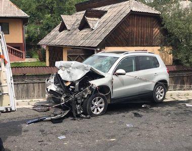 Accident grav la Constanta! Doi fotbalisti au fost transportati la spital