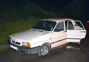 """Un hot """"somnoros"""". Un barbat din Barlad a furat o masina si a adormit in ea"""