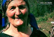 Maria are 81 de ani si traieste singura, in padure, printre animalele salbatice