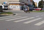 Romania, tara tuturor posibilitatilor - Cum explica edilii din Arad aceasta trecere de pietoni total anapoda