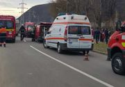 Accident grav in Salaj! Noua persoane ranite, dupa ce doua masini s-au ciocnit