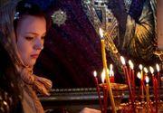 Sarbatoare cu cruce rosie in calendar! Biserica praznuieste pomenirea Sfantului Acoperamant al Maicii Domnului
