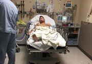 "Mama romanului ranit in atacul din Las Vegas: ""Luca a trecut prin momente dificle. Va mai dura pana va putea respira singur"""
