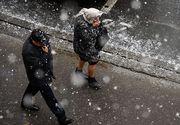 Prognoza meteo pentru urmatoarele saptamani: Unde se anunta ploi si lapovita si de cand cresc temperaturile