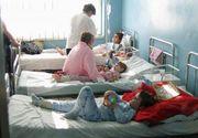 Conditii de groaza la un spital din Caransebes! Copii cu pneumonie, tinuti in frig