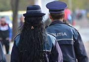 Vrancea: O politista ranita grav in urma unui accident rutier