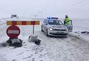 Drumuri paralizate de viscol si ceata in Romania - Unde nu se poate circula deloc si e abia Octombrie