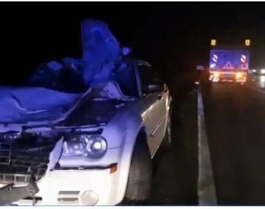 Tatal campioanei olimpice Camelia Potec, grav ranit intr-un accident rutier produs in...