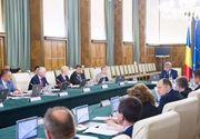 Mica remaniere a Guvernului Tudose. Ce ministri se afla pe lista neagra a premierului