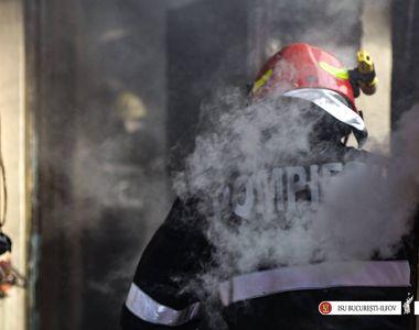 Incendiu la o brutarie din Oradea! Fata unui muncitor, distrusa de arsuri