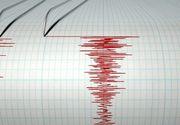 Cutremur in Romania, miercuri dimineata