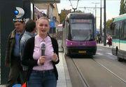 Soferii romani, in pericol iminent pe strazile din Bucuresti. Liniile de tramvai sunt adevarate capcane