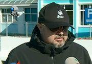 Directorul aeroportului Mihai Kogalniceanu, surprins conducand haotic spre sosea. Explicatiile lui sunt halucinante